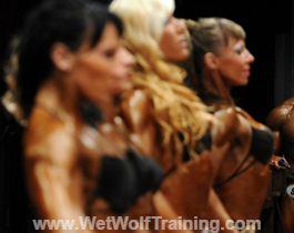 Bikini & Figure Competitors Drug Use