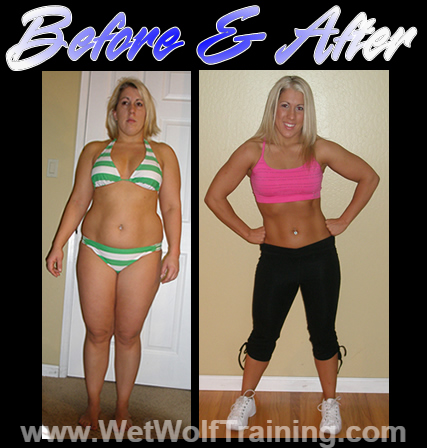 Traci, a pure endomorph I worked with still took 6 months of smart customized nutrition and training programs to drop 31 lbs of body fat.