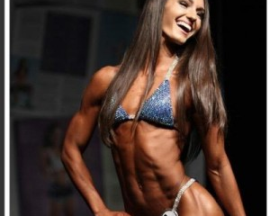 Never Take Advice From a Bikini Competitor