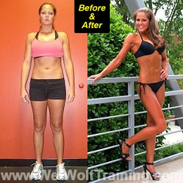 Amanda Liked her body, but now she loves her body.